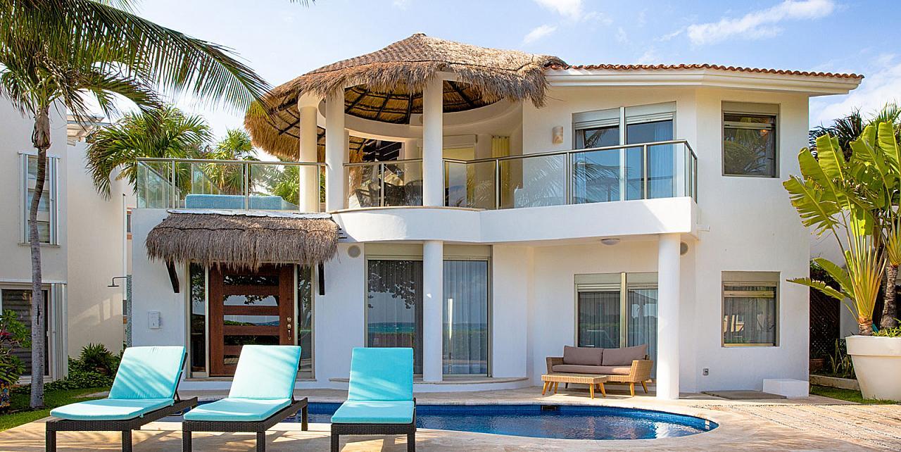 Playa Del Carmen, Mexico - 4 Bedroom Casa Bueno